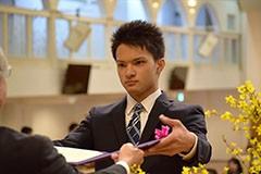 OAC合同卒業式が行われました。