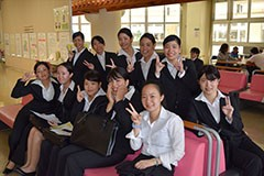 OAC学内合同説明会in北谷ニライセンター